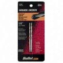 "Black & Decker Accessories #14314 7/32"" Hss Drill Bit - $7.92"