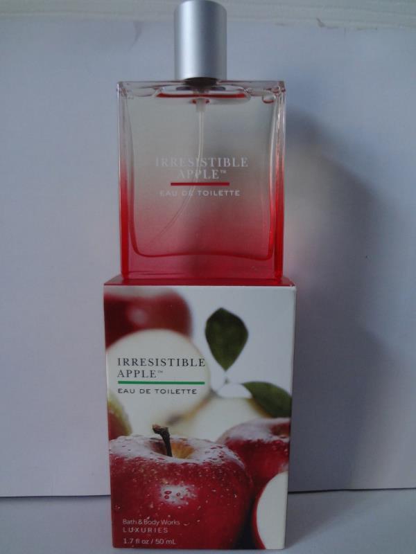 Bath & Body Works Luxuries Irresistible Apple Eau de Toilette 1.7 fl oz / 50 ml