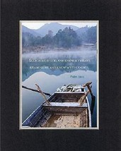 Search me, O God, and know my heart; . . . 8 x 10 Inches Biblical/Religious V... - $10.95