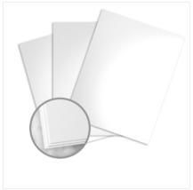 """25"""" x 38"""" White Paper 8pt Cover Glossy C/2S SHEETS printer artist art po... - $40.49"""