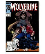 Wolverine #6-VF/NM-Marvel Comic Book-1989 - $18.92