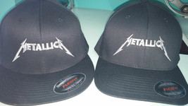 Metallica Flexfit Hat - BRAND NEW - Multiple Colors! - $14.95