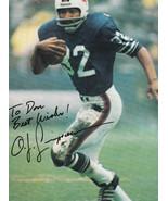 1970'S OJ SIMPSON SIGNED MAGAZINE PHOTO BUFFALO BILLS 49ERS USC TROJANS ... - $54.99