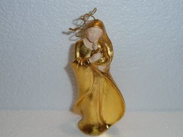 Gentle Lullaby Showcase Ornament All is Bright Collection 1995 Hallmark ... - $4.94