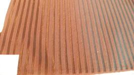 Black Stripe Print Upholstery Fabric  1 Yard  R143 - $19.95