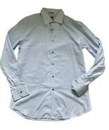 "Paul Smith LONDON LS Shirt striped Size 17 / 43 SLIM fit p2p 22.5"" - $122.70"