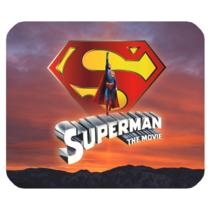 Mouse Pad Superman Logo Man Of Steel Movie Superheroes Game Animation Fa... - €8,00 EUR