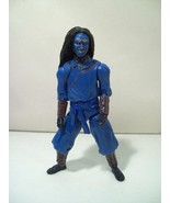 "AVATAR THE LAST AIRBENDER BLUE SPIRT 4"" ACTION FIGURE MASK ON SPIN MASTER - $19.55"
