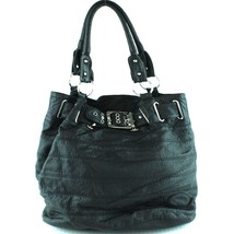 Texas West Premium Fashion Stone Washed Buckle Point Tote Bag - $27.54