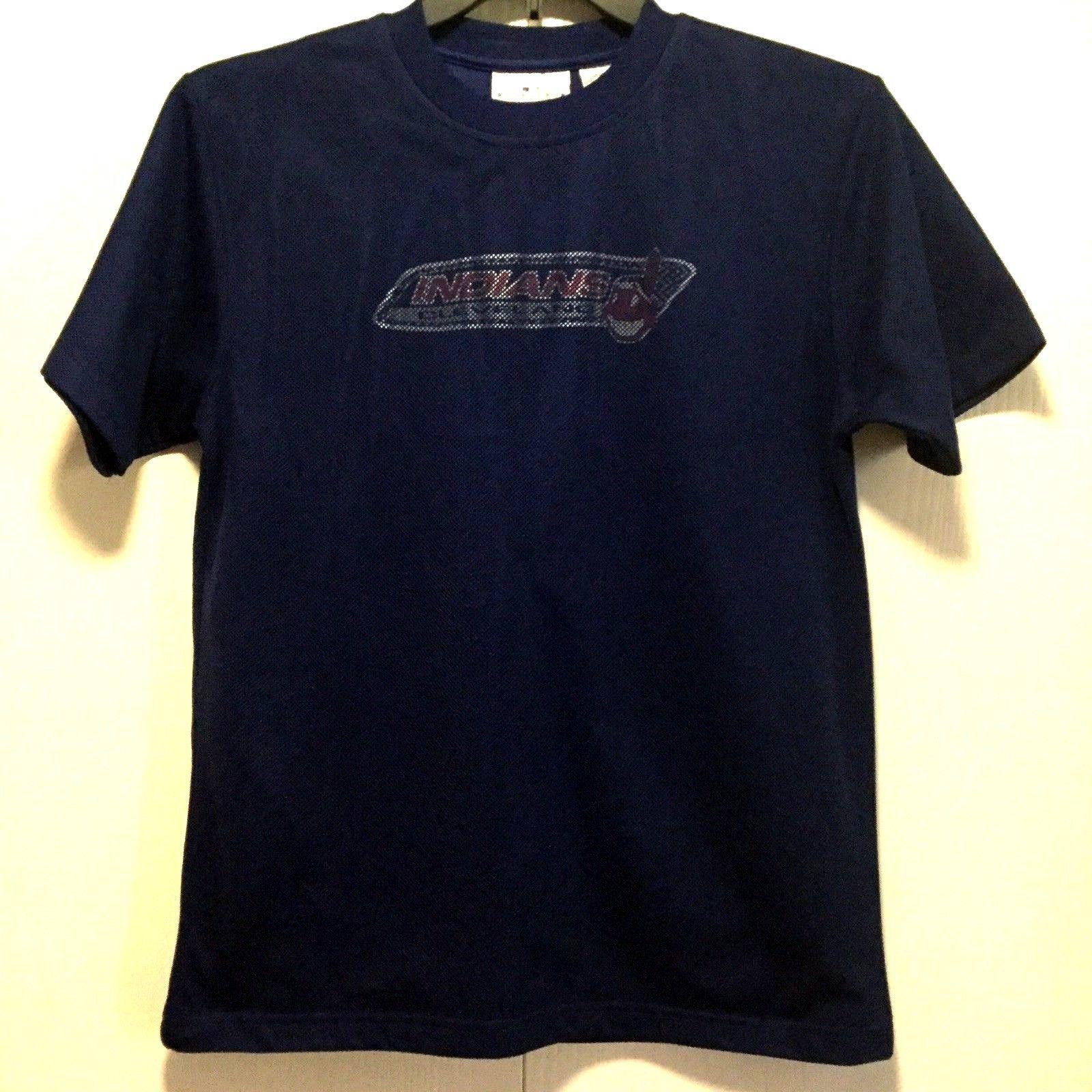 7a30b717 Cleveland Indians Baseball MLB T Shirt Youth and 50 similar items. 57