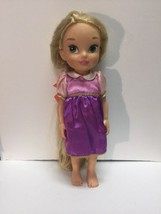 """Disney Store Rapunzel Toddler Doll 16"""" w/ Outfit  - $17.75"""