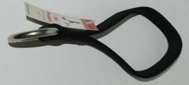 Valhoma 751H BK Big Dog Handle Ring Black 9 inches Nylon Loop image 2