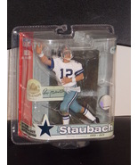 McFarlane NFL Legends Dallas Cowboys Roger Stau... - $34.99