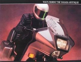 1983 Yamaha Accessory Accessories Brochure, Original 8 pgs  - $10.24
