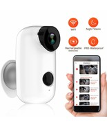 720P WiFi Security In/Outdoor Camera Surveillance PIR Motion Detection 2... - $59.35