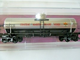 Micro-Trains # 06500086 Chateau Martin 39' Single Dome Tank Car N-Scale image 1