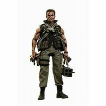 Movie Masterpiece Commando John Matrix plastic painted movable figure Ho... - $637.55