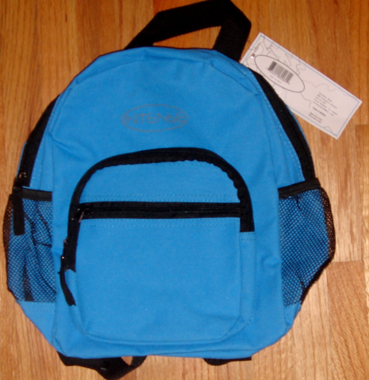 Primary image for Mini Backpack by Intense ~ Blue ~ NWT