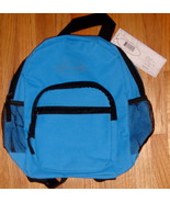 Mini Backpack by Intense ~ Blue ~ NWT - $16.00