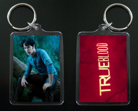 Primary image for TRUE BLOOD keychain BILL COMPTON Stephen Moyer #5