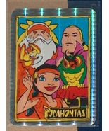 1995 STEINER POCAHONTAS KODAK PAPER COLLECTOR TRADING CARD NR MINT FREE ... - $8.63