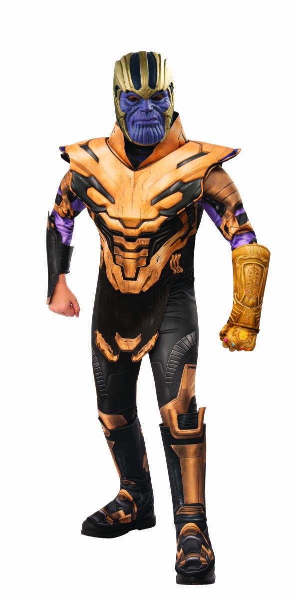Rubies Marvel Avengers Endspiel Thanos Deluxe Kinder Halloween Kostüm 700672