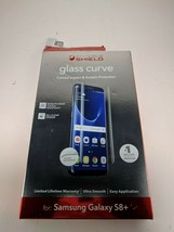 ZAGG InvisibleShield Glass Curved Screen Protector for Samsung Galaxy S8+ Curved - $17.75