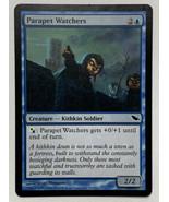 x2 Parapet Watchers Magic The Gathering MTG Card Shadowmoor Set Light Play - $2.93