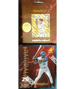 1994 pinnacle the naturals sealed box set w/promo baseball card  - $24.99
