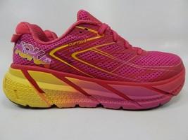 Hoka One One Clifton 3 Size 5.5 M (B) EU 36 2/3 Women's Running Shoes 1012045