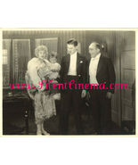 THE UNEASY THREE 8x10 #1 Charley Chase & Bull Montana - $40.00