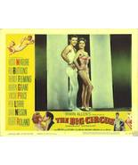 THE BIG CIRCUS Lobby Card Set Red Buttons Clowns (1959) - $95.00