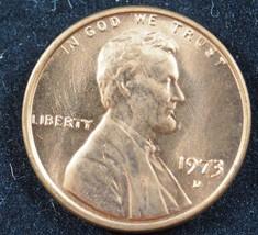 1972 P Lincoln Memorial Cent BU Brilliant Uncirculated OBW Roll