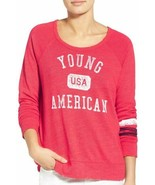 SUNDRY YOUNG AMERICAN USA SWEATSHIRT SIZE 2  - $19.79