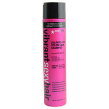 Sexy Hair Vibrant Sexy Hair Color Lock Sulfate-free Color Conserve Shamp... - $26.14