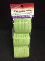 "ANNIE SELF-GRIPPING ROLLERS ITEM# 1315, 3 PC, 2 1/4"" DIAMETER"