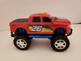 Toy State Road Rippers Dodge Ram 4x4 Truck Power Wagon Lights and Sound ... - $16.73