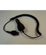 Standard Cell Phone Car Charger Black 8 Pin MOT PT500 - $11.90