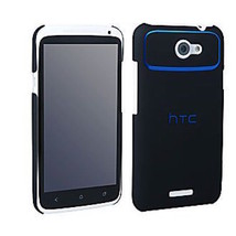 HTC Hard Shell for HTC ONE X (PJ83100) Black and Cobalt Blue - $9.74