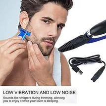 Replacement Charger and Brush for Electric Solo Shaver Cleaning Bursh USB Data C image 4