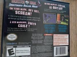 Nintendo DS Monster High: Skultimate Roller Maze image 2