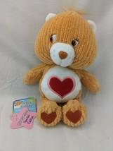 """Care Bears Tenderheart Bear 8"""" Special Edition 2003 Play Along Stuffed Animal   - $13.95"""