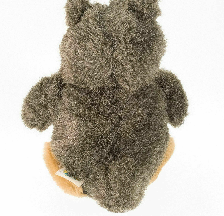 R. Dakin Vintage Stuffed Owl Plush Toy