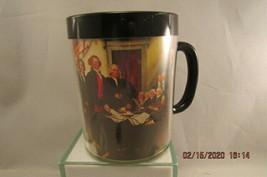 THERMO SERV Travel Mug Declaration of Independence  - $10.39