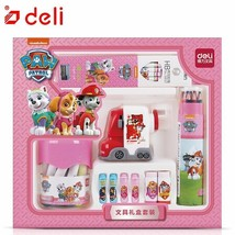 Deli® Stationery Set Cute Dog Pattern Student Learning Kit Pencil/Pencil... - $67.48