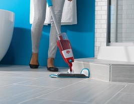 Dirt Devil PD11020U Quick Clean Steerable Spray Mop with Swipes Washable... - $13.97
