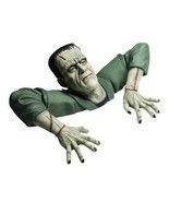Frankenstein Prop Grave Walker Decor Halloween Haunted House Scary RU68378 - $2.644,46 MXN