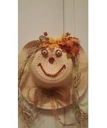 Handmade Straw Fall Door Decor 11 in. - $17.00