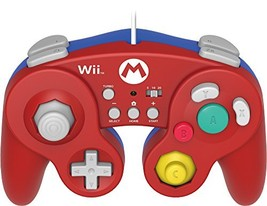 HORI Battle Pad for Wii U Mario Version with Turbo - Nintendo Wii U - $37.94
