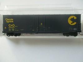 Micro-Trains # 18100190 Chesapeake & Ohio 50' Standard Box Car, N-Scale image 1